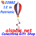"25882  Patriotic 12"" Hot Air Balloon: Special Pricing (25882)"