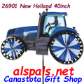 "26901 New Holland 40"" : Tractor Spinners (26901 )"
