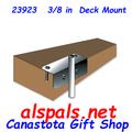 "23923  Deck Mount Bracket 3/8"" (23923)"