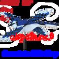 """21832  Blue Jay 25""""    Whirligig (21832)"""