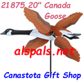 "21875 Canada Goose 20""    Whirligig (21875)"