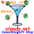 "21863  Martini 14"" : Whirligig (21863)"