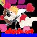"""21857  Cupid 18"""" , Whirligig (21857)"""