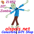 "21852  Zombie 20"" , Whirligig (21852)"