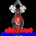 "Moose (Swinging) 15"": Garden Swingers (59008)"