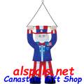 """Uncle Sam 12"""": Garden Swingers (59009)"""