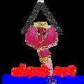 "Flamingo (Lady)12"": Garden Swingers (59035)"
