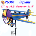 "26301 Biplane 27"": Airplane Spinners (26301)"