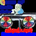 25645   Zombie Cruiser : Vehicle Spinner (25645)