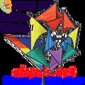 25371  Rainbow : Windmills (25371)