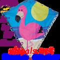 """15436  Flamingo: Diamond 30"""" Kites by Premier (15346)"""