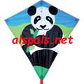 "Panda ( Zhu ) : 30"" Diamonds (15337) Kite"