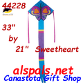 44228  Sweetheart: Easy Flyer Kites by Premier (44228)
