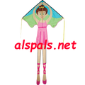 Bella Ballerina : Large Easy Flyer (44172) Kite