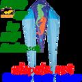 """33037  Seahorses: Delta Flo-Tail 45"""" Kites by Premier (33037)"""