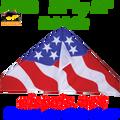 "33158  Patriotic: Delta 56""  Kites by Premier (33158)"