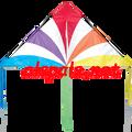 Rainbow: Delta X Kites by Premier