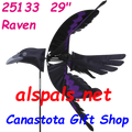 25133  Raven   Bird Spinners (25133)