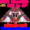 33812  Warm Orbit: Delta Box 8.5 ft Kites by Premier (33812)