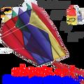 12021  Rainbow : Parafoils 2 (12021)