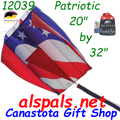 12039  Patriotic : Parafoils 5 (12039)