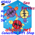 45402  Turtles ( Sea ) : Rokkakus (45402) Kites by Premier