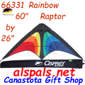 66331  Rainbow Raptor: Osprey Sport Kites by Premier (66331)