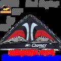 66333  Red Raptor: Osprey Sport Kites by Premier (66333)