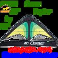 66332  Green Raptor: Osprey Sport Kites by Premier (66332)