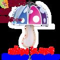 22376 Rainbow : Magical Mushrooms (22376)