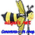 "Bee 24""   Bug Spinners (25923)"
