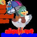 25644  Mallard Duck : Party Animals (25644)