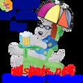 25642  Aloha Dog : Party Animals (25642)