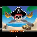 Treasure Hunt  Seafarer Flag