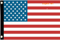 American (USA) Flag Seafarer Flag (55117)