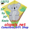 "15272  Koala: Diamond 30"" Kites by Premier (15272)"