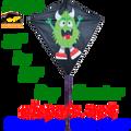 "15274  Boy Monster: Diamond 30"" Kites by Premier (15274)"