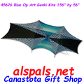 45626 Blue-Op Art Genki: Collection Kite (45626)