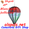 "26406 Blanchard/Jeffries 18"" Hot Air Balloons (26406)"