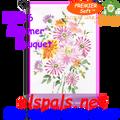 56136 Summer Bouquet : PremierSoft Garden Flag (56136)