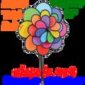 21713 Daisy Triple : Bold Innovation wind spinner (21713)