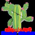 "21791  Cactus 24"" , Whirligig (21791)"