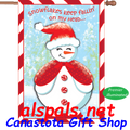 52354 Snow Cutie (Snowman) : House Brilliance (52354)