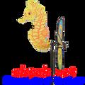 24913 Seahorse : Petite Wind Spinner (24913)