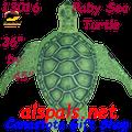 13016  Baby Sea Turtle: Sea Life Kite by Premier (13016)