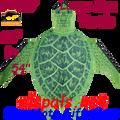 13017  Large Sea Turtle : Sea Life Kite by Premier (13017)
