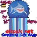 44642  Shark : Dragon & Octopus (44642)