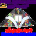 3382Rainbow Orbit : Delta Box 12.5 ft Kites by Premier (33821)