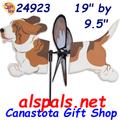 Dog (Bassett Hound) (24923)
