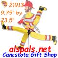 "Fireman (Running) 23.5"" , Whirligig (21913)"